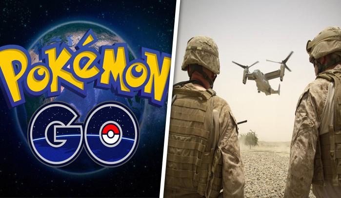 Marines que jugaban Pokémon Go detienen a presunto abusador de niños en Estados Unidos