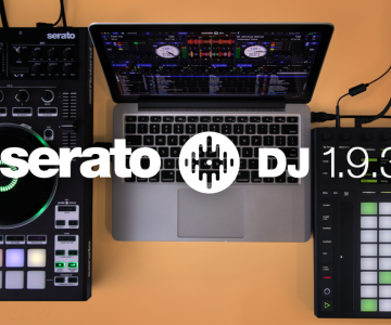 Serato DJ 1.9.3 ya está disponible