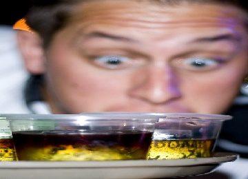 5 razones para no pinchar bebido o drogado