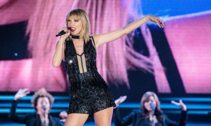 La foto que muestra el supuesto acoso sexual que sufrió Taylor Swift