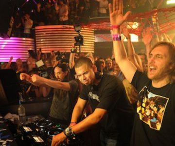 Duelo de DJ's en la radio musical española: Guetta, Aoki, Carl Cox …