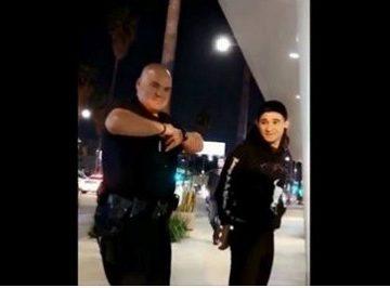 Policía esposó a Skrillex por llevar la música de su auto demasiado fuerte